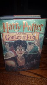 Harry Potter and the Goblet of Fire (hardback) in Naperville, Illinois