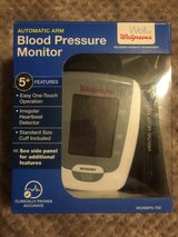 Blood pressure monitor in Travis AFB, California