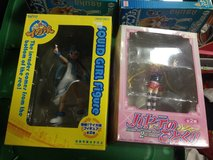 Japanese collectible dolls in Okinawa, Japan