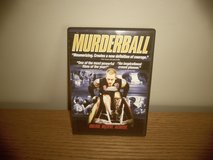 Murderball DVD in DeKalb, Illinois
