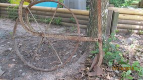 Old Plow in Conroe, Texas