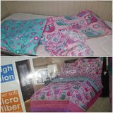 Twin Owls Bedding set in Pearland, Texas