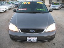 2006 FORD FOCUS ZX4 SE 4DR AUTO LOADED * 29 MPG HWY * ......$4775 in Yucca Valley, California