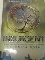 New Insurgent Book - Hard Cover in Tinley Park, Illinois