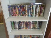 VHS MOVIES in Beaufort, South Carolina