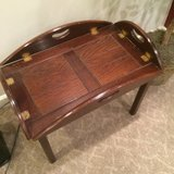 VINTAGE BUTLER TABLE in Aurora, Illinois
