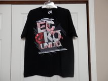 Black/Red/White Ecko T shirt in Fort Riley, Kansas