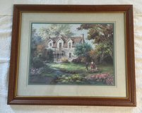 House w/Little Girls Playing Picture in Elizabethtown, Kentucky