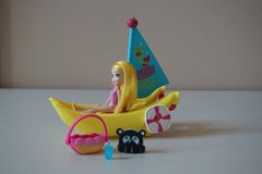 Polly Pocket Banana Boat in Joliet, Illinois