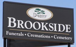 Brookside Cemetary Plots in Conroe, Texas