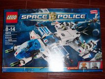 LEGO Space Police in Kingwood, Texas