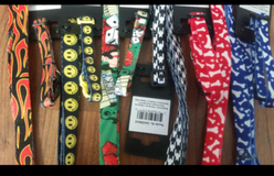dog collars and leashes (NEW) Reduced in Warner Robins, Georgia