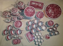 Villeroy & Boch China, Rusticana red, Coffee and Tea Service in Heidelberg, GE
