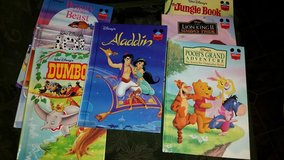 Disney 7 Piece Children's Book Set in Clarksville, Tennessee