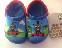 New Thomas n friends crocs toddler size 6/7 in Bolingbrook, Illinois