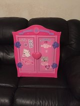 Build a Bear Pink Armoire in Fort Bliss, Texas