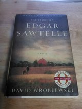 the story of Edgar sawtelle in Camp Lejeune, North Carolina