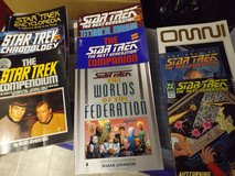 Star Trek Books - Collection 2 in Alamogordo, New Mexico