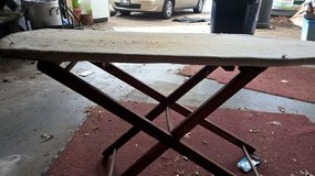 Reduced  Antique Wooden Ironing Board in Louisville, Kentucky