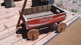 coke wagon in Alamogordo, New Mexico