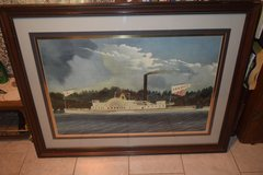 Very Large Steam Paddle Wheeler picture in Leesville, Louisiana