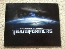 2007 Transformers Collectable Lithograph in Camp Lejeune, North Carolina