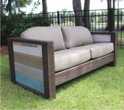 Outdoor sofa loveseat Bench chair table in Camp Lejeune, North Carolina