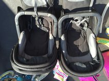 Peg Perego Duette Stroller in Glendale Heights, Illinois