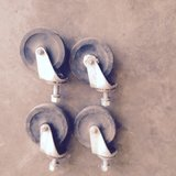 set of 4 HD casters in Alamogordo, New Mexico