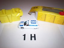 Matchbox Emergency Vehicle collection 1-H in Alamogordo, New Mexico