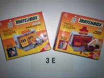 "Matchbox Fire & Rescue ""Travel Play Sets"" 3-E in Alamogordo, New Mexico"