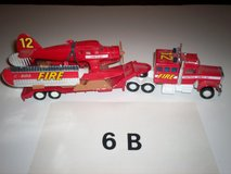 "Matchbox Fire ""SuperKing"" Series 6-B in Alamogordo, New Mexico"