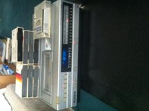 Beta Sanyo VCR 4400 from La Olympic in Fort Riley, Kansas