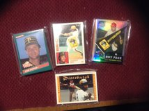 25 Assorted Pittsburgh Pirates Baseball Cards 80's-90's in Camp Lejeune, North Carolina