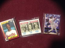 25 Assorted Baltimore Orioles Baseball Cards 80's-90's in Camp Lejeune, North Carolina