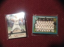 25 Assorted Oakland A's Baseball Cards 80's-90's in Camp Lejeune, North Carolina