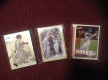 25 Assorted New York Mets Baseball Cards 80's-90's in Camp Lejeune, North Carolina