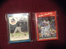 25 Assorted Chicago White Sox Baseball Cards 80's-90's in Camp Lejeune, North Carolina