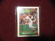 25 Assorted Boston Red Sox Baseball Cards 80's-90's in Camp Lejeune, North Carolina