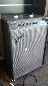 Vintage Mako Bass 50 Amplifier in Oceanside, California