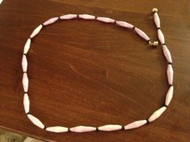 Rolled Paper Necklace in Yorkville, Illinois