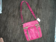 Hot pink Purse in Ramstein, Germany