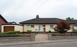 Bungalow with second apartment in Hütschenhausen in Ramstein, Germany