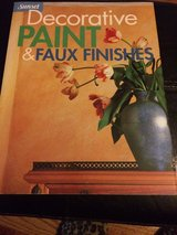 Decorative Paint & Faux Finishes Book in Naperville, Illinois