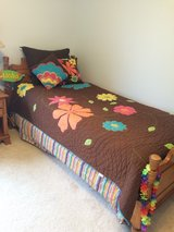 Girl/Teen Bedding w/ accessories in Chicago, Illinois