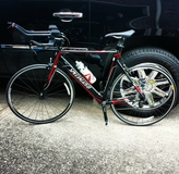 2012 Specialized SHIV ELITE A-PEX Tri bike in Houston, Texas