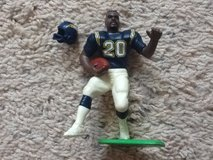 S.D. Chargers Football Figure in Camp Lejeune, North Carolina