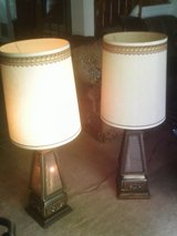 2-LAMP SETS-TALL! in Fort Eustis, Virginia
