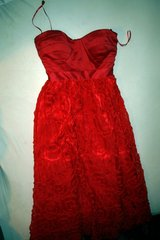 GORGEOUS Red Flower Strapless Dress in Quantico, Virginia
