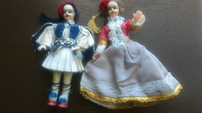 Intricate Handpainted Cloth Dolls in Alamogordo, New Mexico